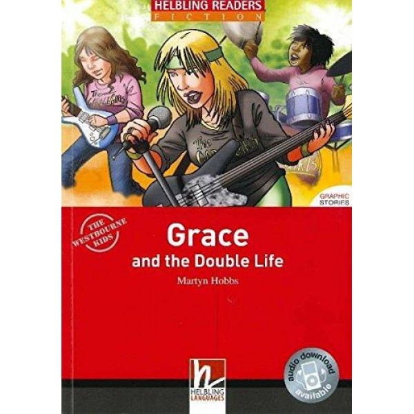 Grace and the Double Life with Audio CD