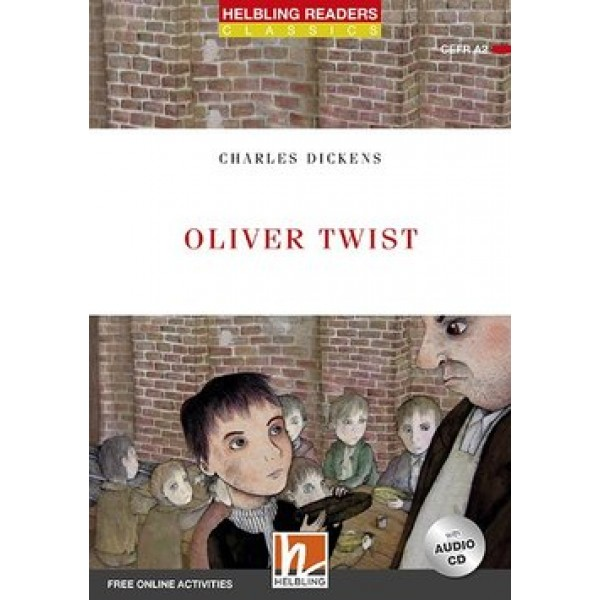 Oliver Twist (New Edition) with Audio CD and e-Zone