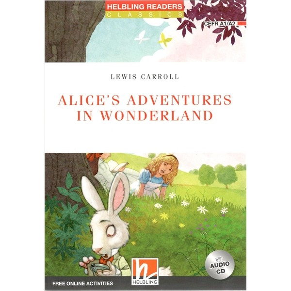 Alices Adventures in Wonderland (New Edition) with Audio CD and e-Zone