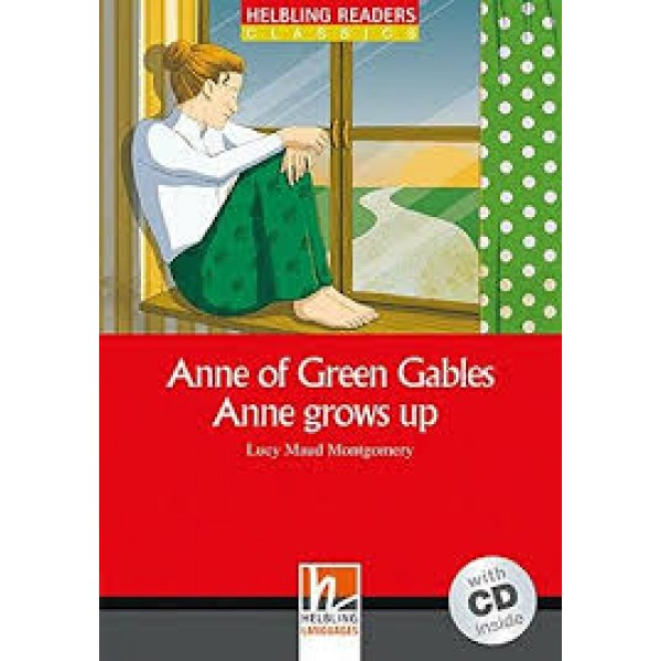 Anne of Green Gables - Anne grows up
