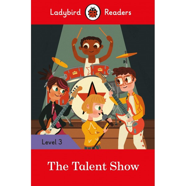 The Talent Show -Ladybird Readers