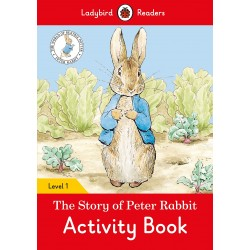 The Tale of Peter Rabbit Activity Book